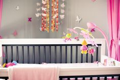 #nursery, #crib  Photography: Danfredo Photography (www.danfredophotography.com) - danfredophotography.com  Read More: http://www.stylemepretty.com/living/2012/07/30/smp-at-home-spotlight/