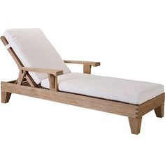 Height: 40in. Width:33in. Depth: 81in Adjustable Chaise