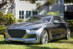 Hyundai Made a Sexy Car. What the Heck? Here's How They Did It » AutoGuide.com News