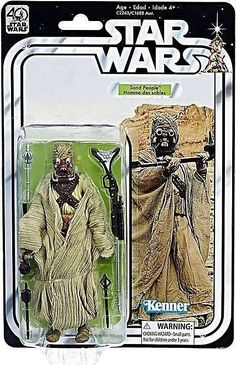 "Sand People Star Wars Black Series 40th Anniversary 6"" Action Figure Pre-Order #Hasbro"