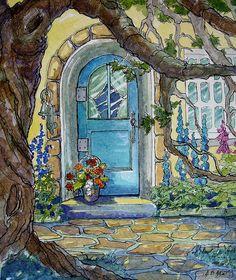 Storybook+Cottage | Storybook Cottage Series May Day Basket | Flickr - Photo…