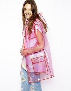 <3 Love: ASOS Transparent Raincoat