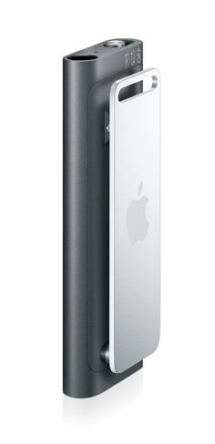 searchsystem:  Apple / iPod Shuffle / 3rd Generation / Silver / Audio Player / 2009