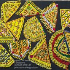 tribal kuchi patches banjara patches gypsy patches
