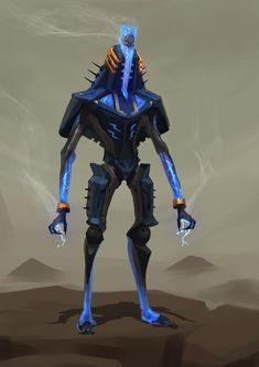 Fantasy Character Design, Character Design Inspiration, Character Concept, Concept Art, Alien Creatures, Fantasy Creatures, Alien Character, Character Art, Aliens