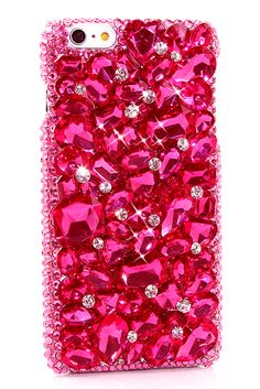 Ipod Touch Cases, Bling Phone Cases, Iphone Cases Cute, Diy Phone Case, Portable Apple, Cell Phone Covers, Everything Pink, Diamond Design, Pretty In Pink