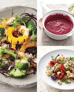 a month of clean eating recipes