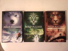 "trylogia ""Mroczne materie"", Philip Pullman"