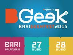 Comic-Soon: BGEEK,  IL FESTIVAL DEDICATO AL MONDO GEEK E AL FU...