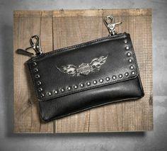 Harley-Davidson Women's Winged Bar & Shield Logo Hip Bag