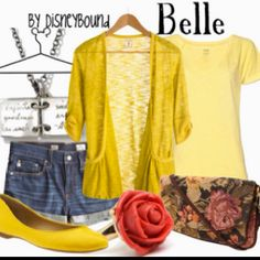 Disneybound Tumblr. Love. So many fun Disney inspired outfits.