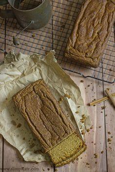 Pumpkin Bread (paleo, grain-free, gluten-free)