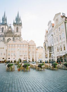 Sights and Scenes of Old Town #Prague, #CzechRepublic by Diana Marie Photography…