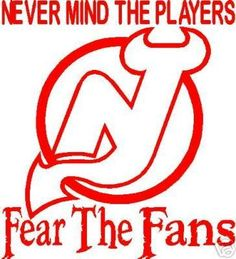 @New Jersey   we are the Devils Army!