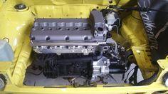 My Mk1 R32 Cayenne with R32 manifold