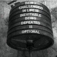 Fitness motivation mindwalker
