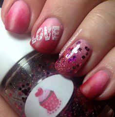 Ashley is PolishAddicted: Valentine's Day Nails ♥