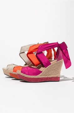 UGG Australia 'Lucianna' Wedge.  I kind of love these @Kara Mitsuka