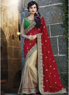 latest wedding Sarees 2017 & Cheap wedding dresses 2017 for girls