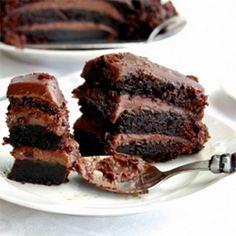 Eclipse Chocolate Cake