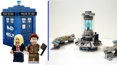 LEGO Ideas - Doctor Who Oh i really hope this becomes a thing! The offical Lego Company has put it up for approval! Keeping my fingers crossed!