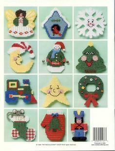 Christmas Cheer Ornaments TNS 10/10