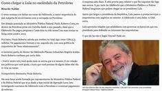 Como chegar a Lula no escândalo da Petrobras [Coluna do Ricardo Noblat] ➤ http://noblat.oglobo.globo.com/meus-textos/noticia/2015/02/como-chegar-lula-no-escandalo-da-petrobras.html - 2015 02 13