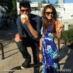 Nina Dobrev Goes on a Fun Vacation With a New Guy — Check Out Her Tourist Pics!
