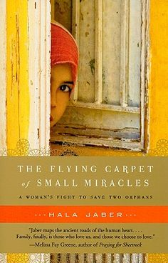 the flying carpet of small miracles : Hala Jaber