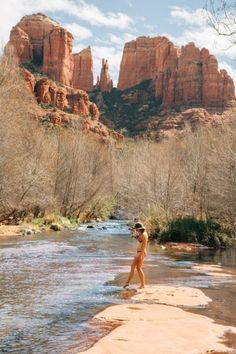 Guide To: Sedona Swimming Holes An ultimate guide to the best swimming holes in Sedona, Arizona.An ultimate guide to the best swimming holes in Sedona, Arizona. Sedona Arizona, Arizona Road Trip, Arizona Travel, Scottsdale Arizona, Phoenix Arizona, Sedona Spa, Arizona Spa, Sedona Hikes, Vacation Places