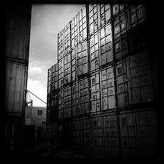Container in Wiesbaden