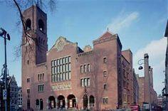 Chapter 22 - Modern Forerunners - Architecture - Amsterdam Stock Exchange, 1898 - 1903; Amsterdam, Holland; Hendrik Petrus Berlage