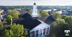 """MONEY has ranked Tennessee Tech as the top public college in Tennessee in its 2017 """"Best Colleges for Your Money"""" listing. Tech was ranked third in the state overall. #entry #WingsUp"""