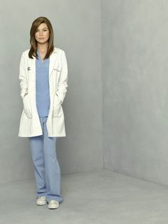 """Meredith Grey has been characterized, by some, as """"whiny"""". Rhimes offered her insight: I've heard a lot of talk about Meredith being whiny but the truth is, she's got a mom [who died of] Alzheimer's, no other family to speak of, and the man she loves is married. She's pretty freaking lonely, people. She's got a right to get her whine on. So, when she falters, it's partly because she's got nothing to hang on to. As she says in the first episode, she needs a reason to go on, she needs some…"""