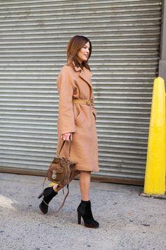 So Cool It Hurts: New York Fashion Week Street Style Fall 2016 - Helena Bordon