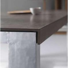 Concrete Dining Table Counter Diy Furniture Modern
