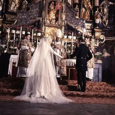 Pin for Later: The Ultimate Movie and TV Weddings Gallery The Sound of Music