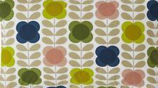ORLA KIELY MULTI SUMMER FLOWER STEM ALL SIZES FQ 50CM 100CM New Fabric Orla Kiely Fabric, Summer Flowers, Kids Rugs, Decor, Decoration, Kid Friendly Rugs, Decorating, Nursery Rugs, Deco