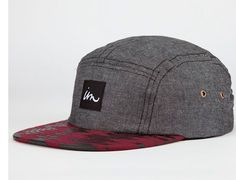 Uzi 5 Panel Hat By IMPERIAL MOTION