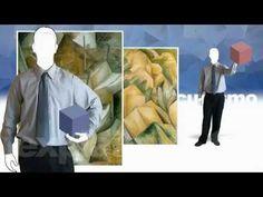 El cubismo, en 60 segundos. www.explainers.tv
