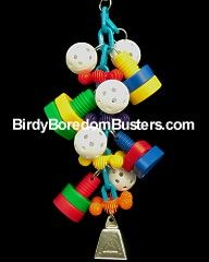 Nuts for Bolts Large Bird Toys