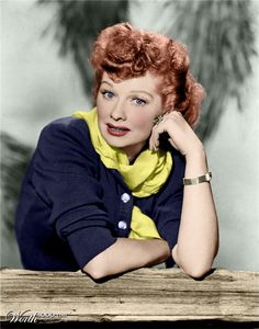 Amazing how fashion cycles.. these colors are in for spring and summer... I Love Lucy... can we bring back the amazing tapered and stylish looks of the 60's