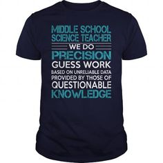 Awesome Tee For Middle School Science Teacher T Shirts, Hoodies. Get it here ==► https://www.sunfrog.com/LifeStyle/Awesome-Tee-For-Middle-School-Science-Teacher-99980710-Navy-Blue-Guys.html?41382