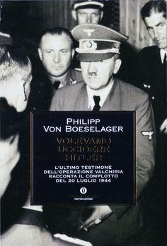 18 luglio 1944. Philipp von Boeselager, ufficiale di cavalleria sul fronte…