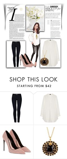 """""""Inslee by design"""" by ivanoe ❤ liked on Polyvore featuring ONLY, Joseph and Liz Palacios"""