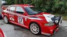 Rally Legend   EVO Corse Racing Wheels #evocorsewheels #mitsubishi #rallylegend #redmitsu #whitewheels #sanremocorsewheels #followus