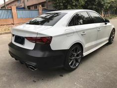 PP material RS3 Style Body Kit for Audi A3 2016 2017 More detailed products,pls feel free to contact me through whatsapp/wechat 0086 15271799951 or email:sales024@jcsportline.net