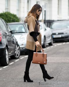 Atosa Nikkhah of style blog My Bubba and Me channels this season's ever popular 70s trend with this chic autumnal ensemble