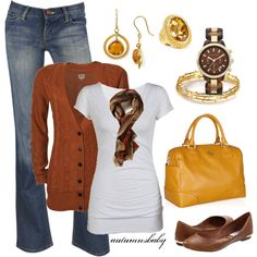 """Falling For Fall"" by autumnsbaby on Polyvore"