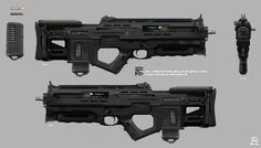 meron assault rifle - Google Search